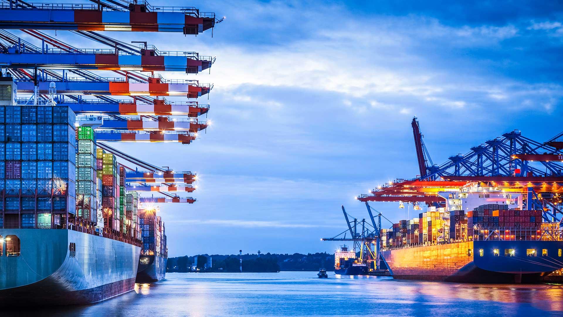 VDM Cargo Solutions - Sea Freight